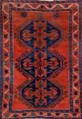 Armenian Kazak Rug Lori Pambak Design