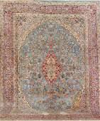 US Kirman Carpet,