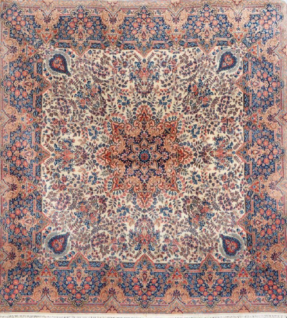Kirman-Lawar 'Sherkat' Carpet,