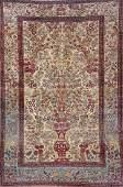 Isfahan 'Ahmad' Rug (Paradise-Vase Design),