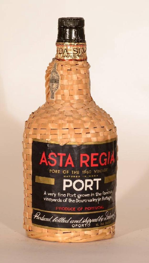 1 bottle 1960 C.Da Silva