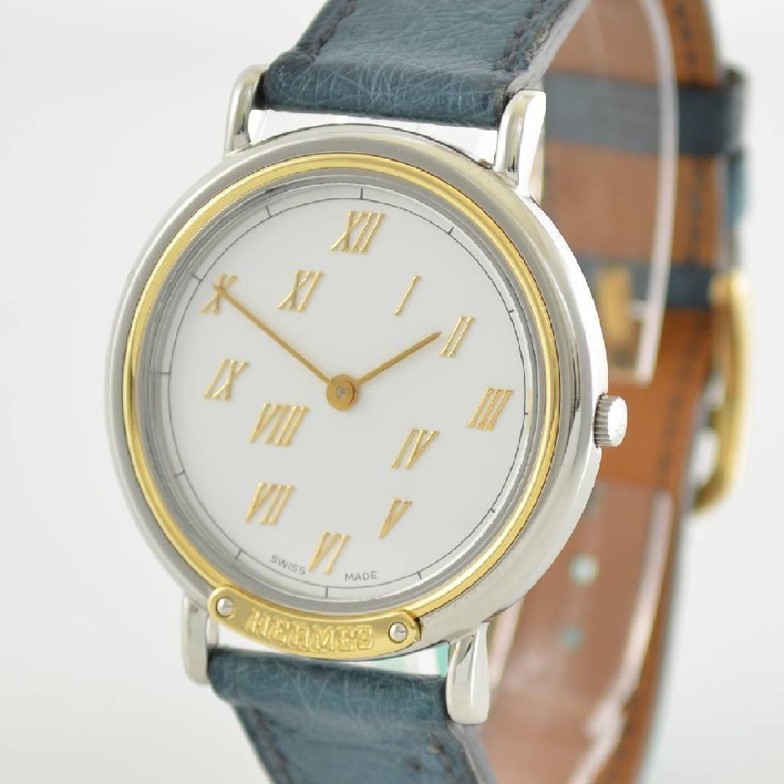 HERMES Meteor wristwatch - 4