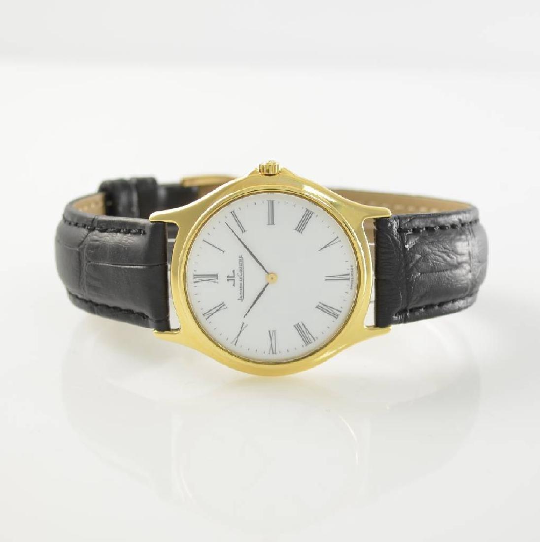 Jaeger-LeCoultre 18k yellow gold gents wristwatch