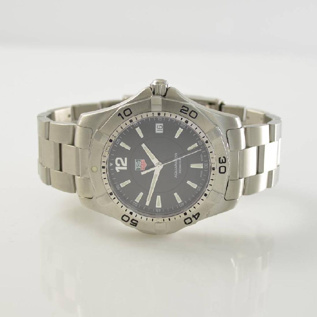 TAG HEUER gents wristwatch Aquaracer
