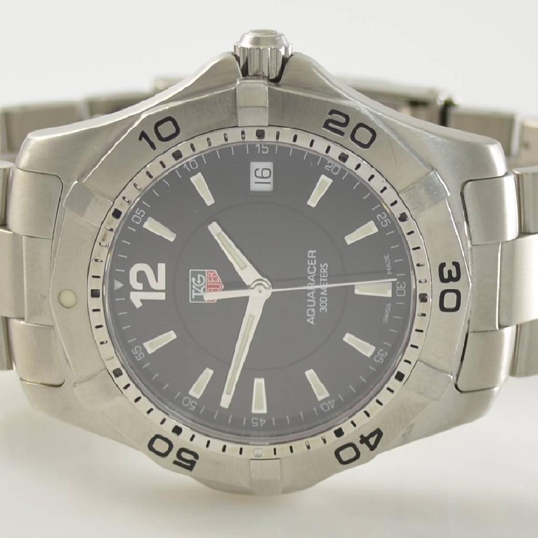 TAG HEUER gents wristwatch Aquaracer - 2
