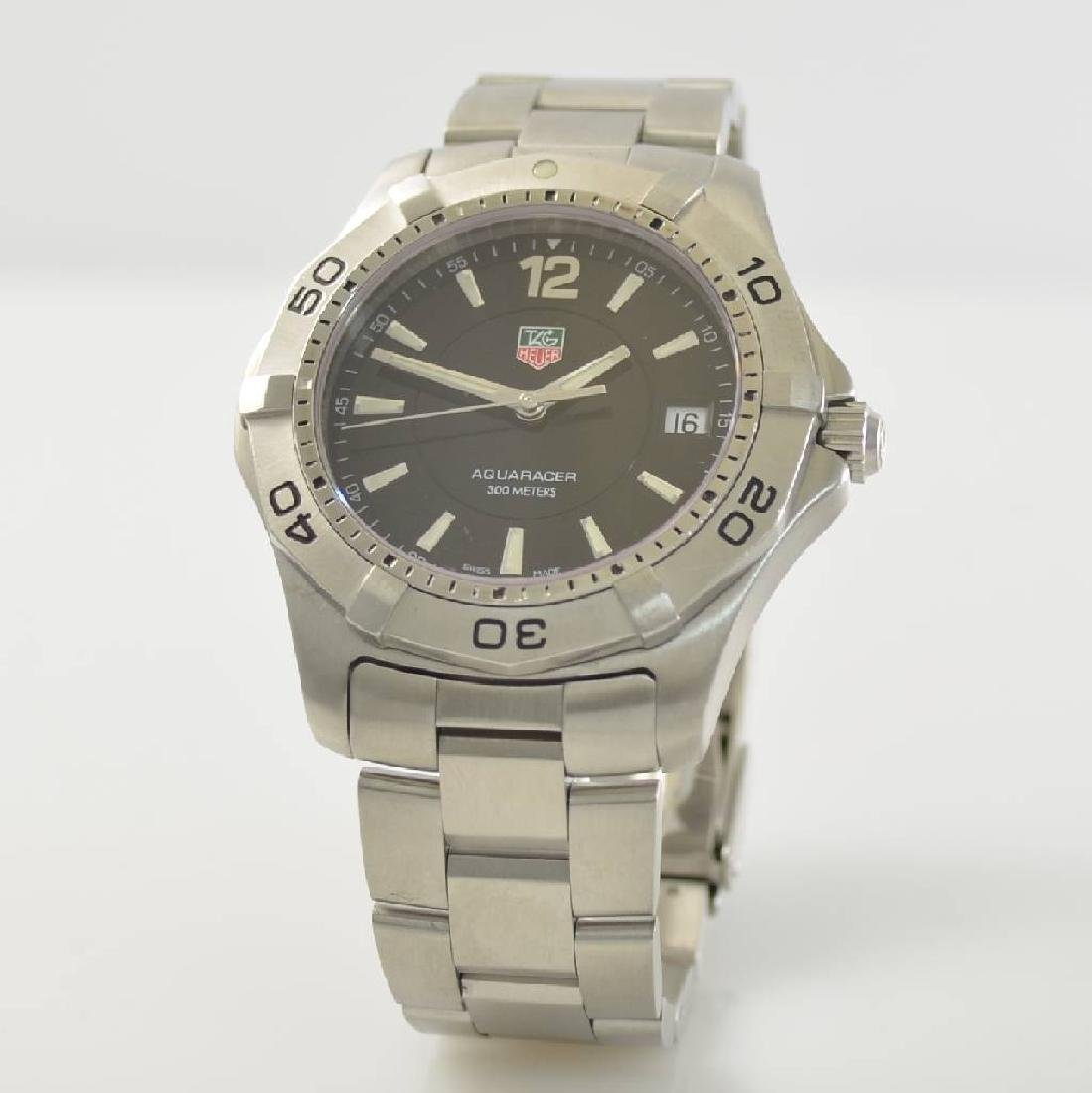 TAG HEUER gents wristwatch Aquaracer - 3