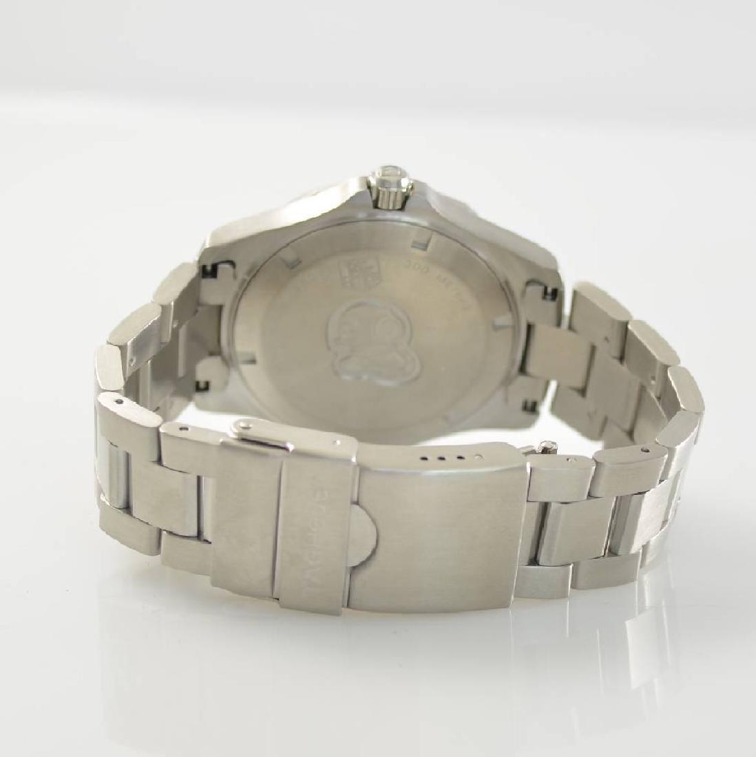 TAG HEUER gents wristwatch Aquaracer - 5