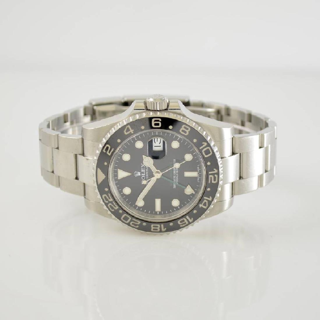 ROLEX Oyster Perpetual GMT-Master II gents wristwatch