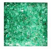 Lot loose emeralds total approx 877 ct