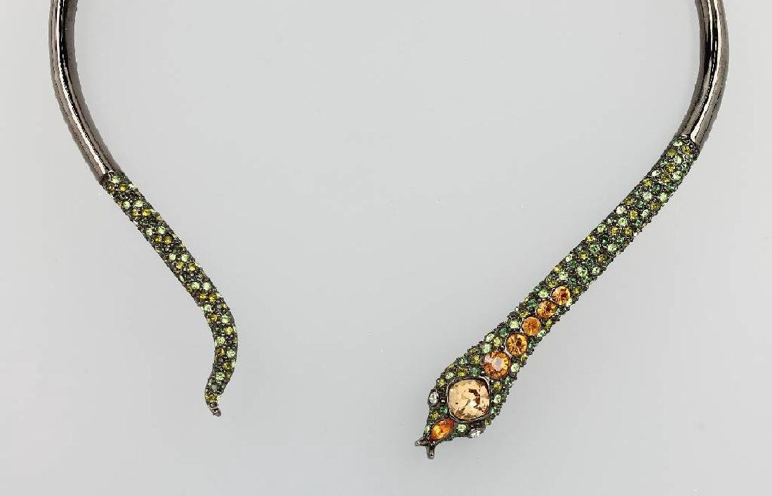Snake necklace, USA approx. 1960s