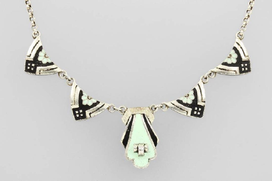 Necklace, german approx. 1935/30s