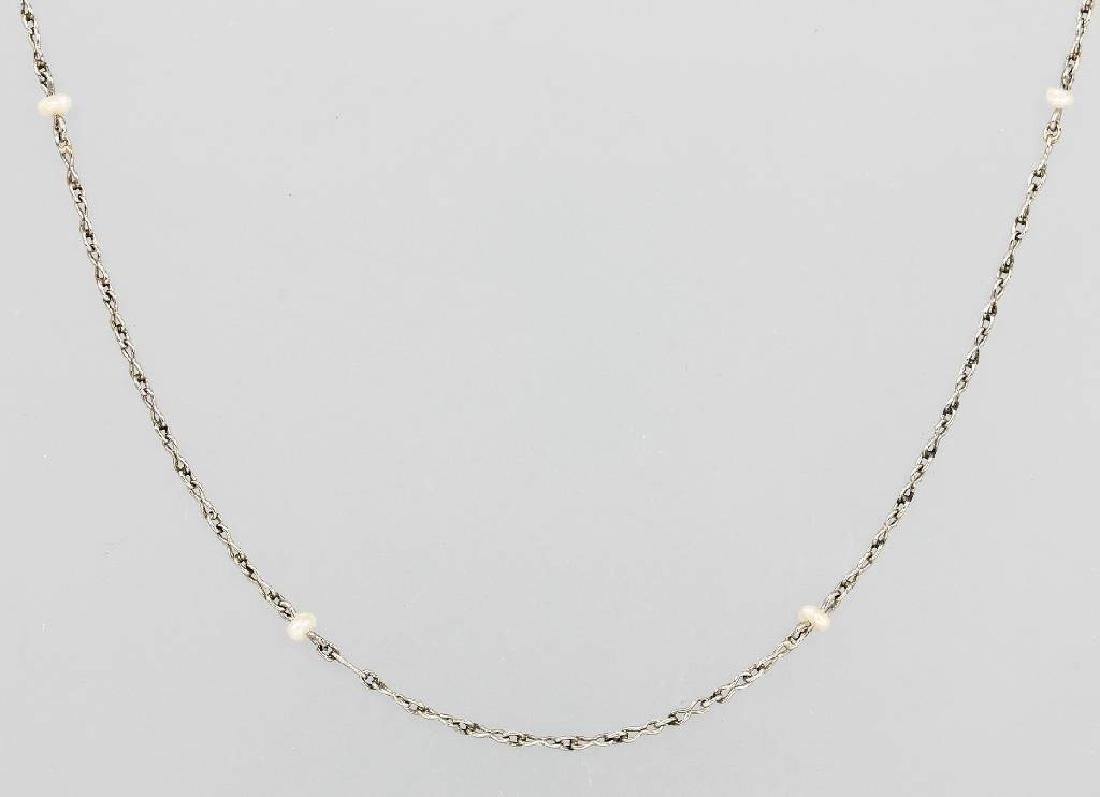 Dainty necklace, approx. 1900s