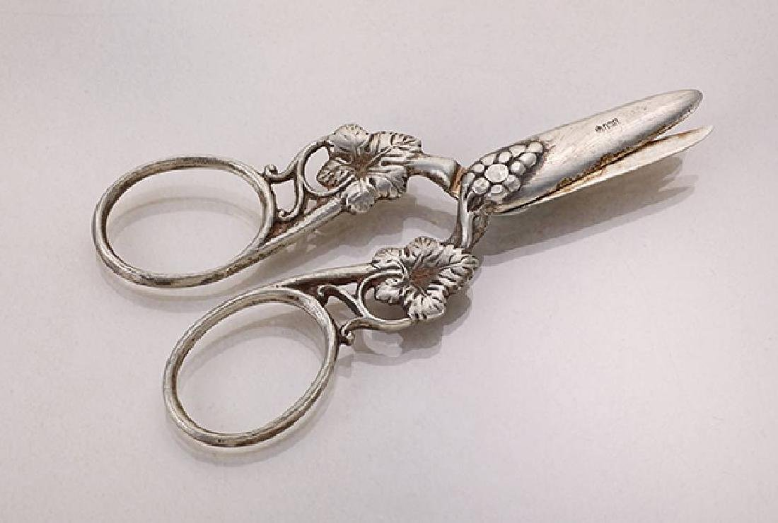 Grape scissors, approx. 1900s