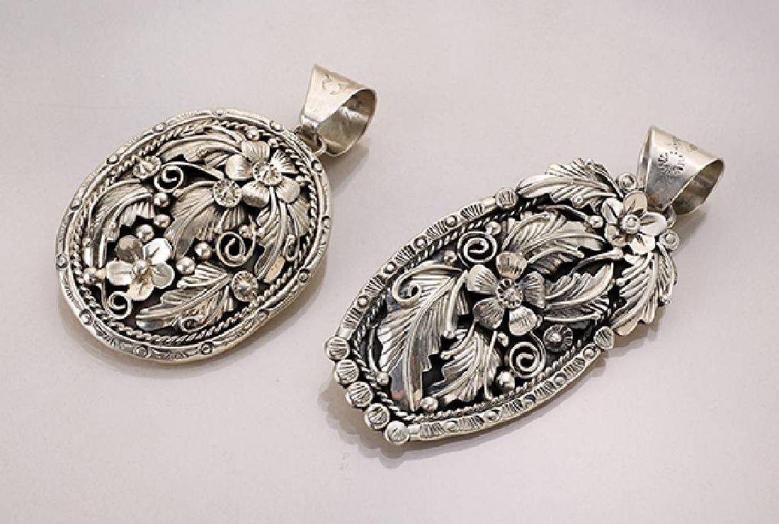 Lot 2 pendants, german 1930s