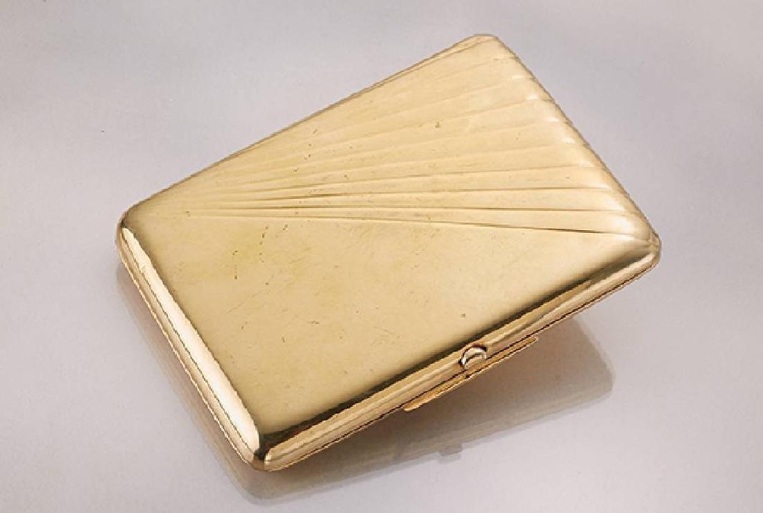Cigarette case, Russia approx. 1880s