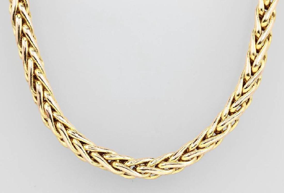 14 kt gold chain