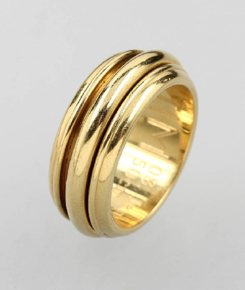 18 kt gold PIAGET Ring 'Possession'