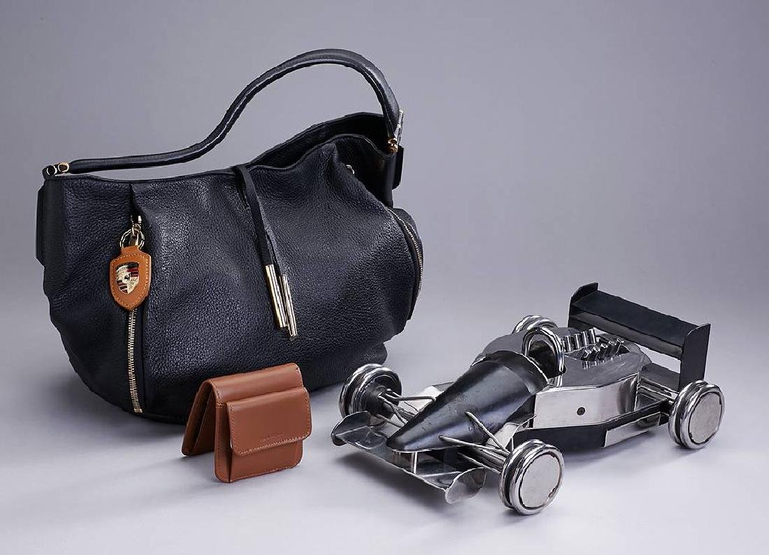 PORSCHE DESIGN Luna Bag M and Marc O'Polo wallet, Luna