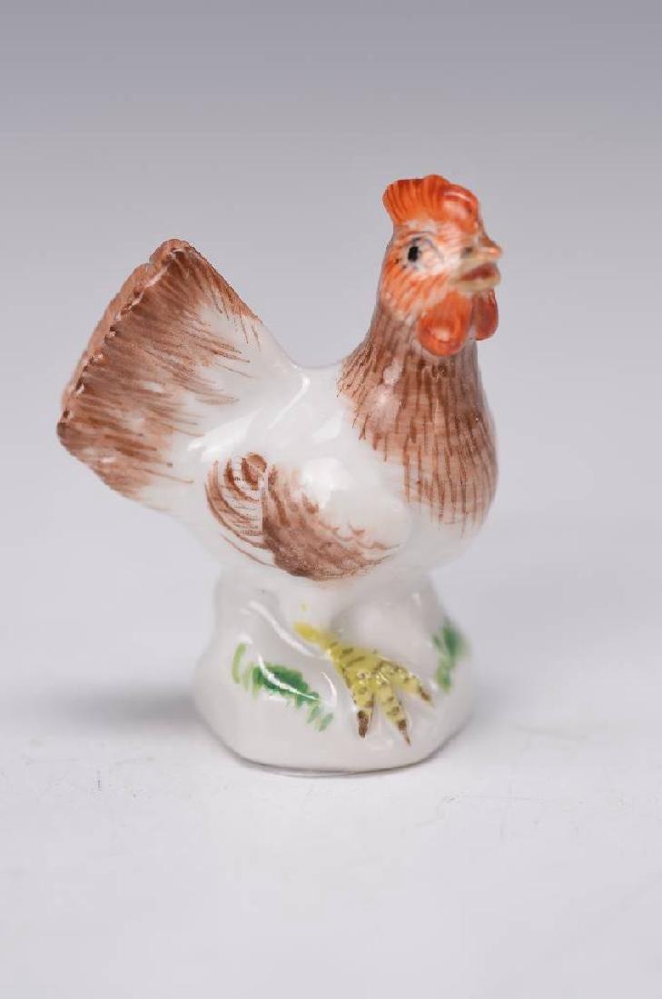 miniature, Meissen