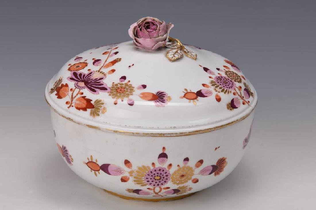 large Lidded bowl