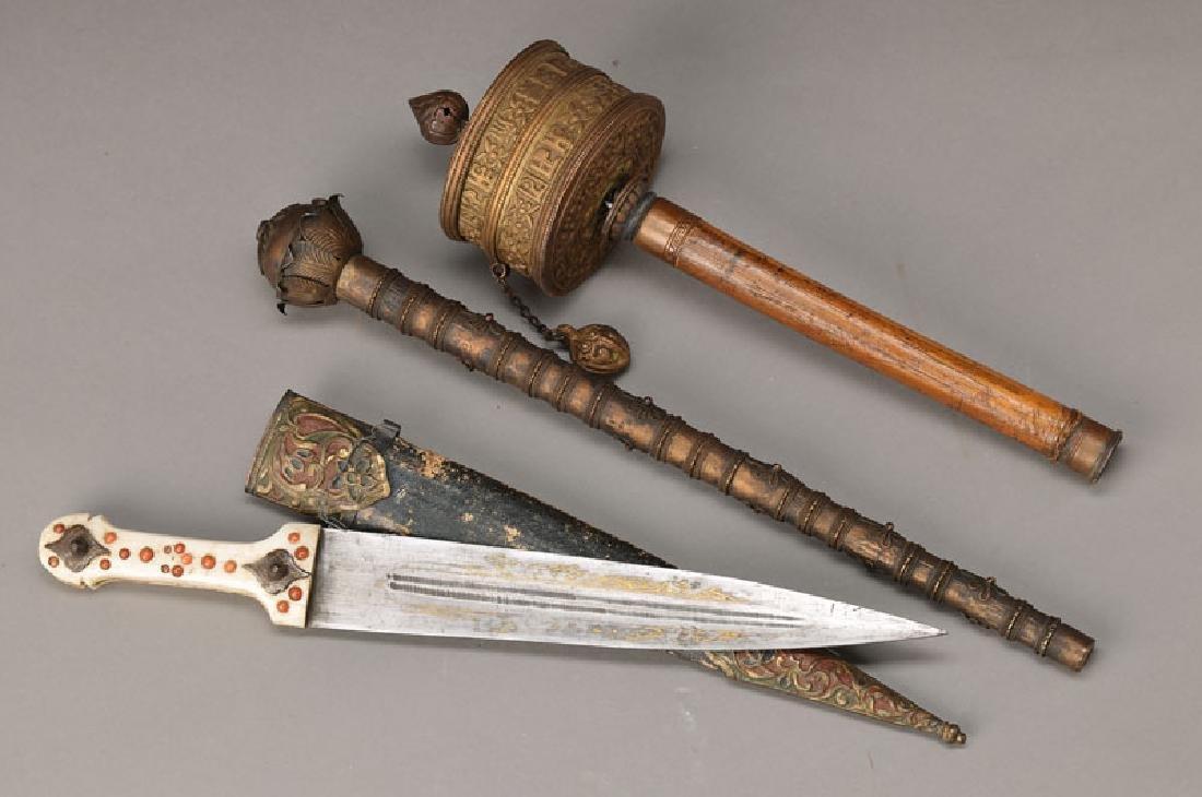 Dagger, Caucasus