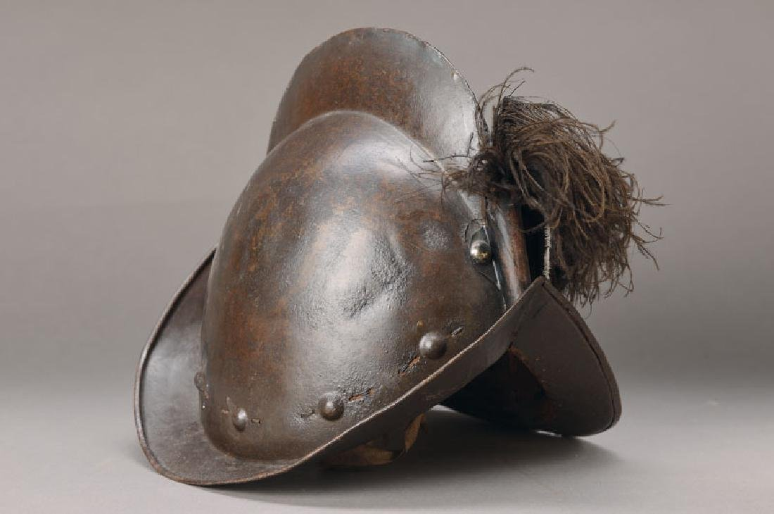 Morion/Helmet, german