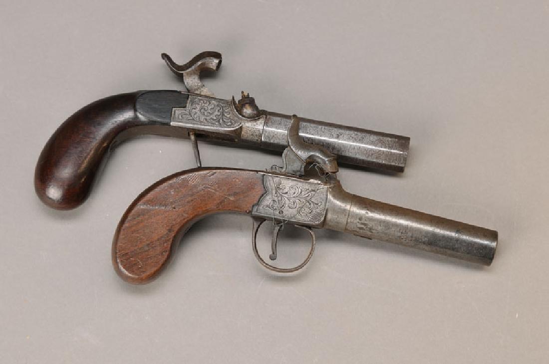 two small guns