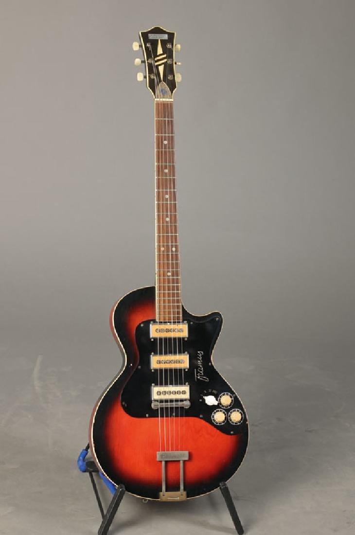 guitar, Framus 5/128