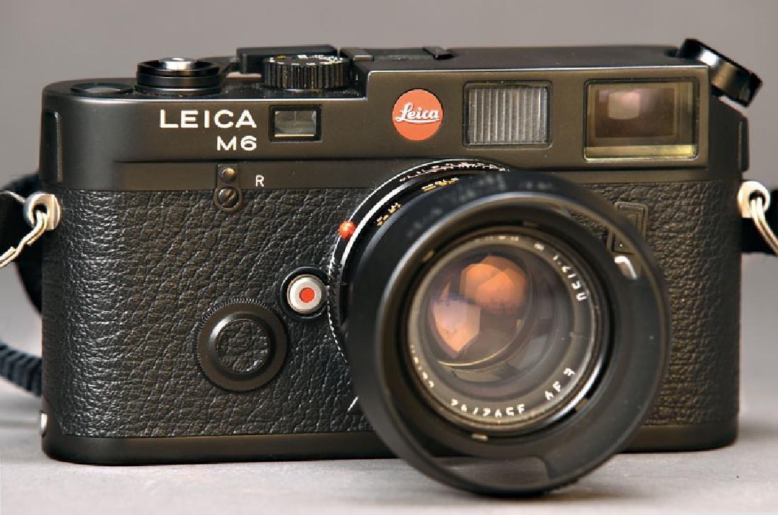 Leica M6, No. 1795082