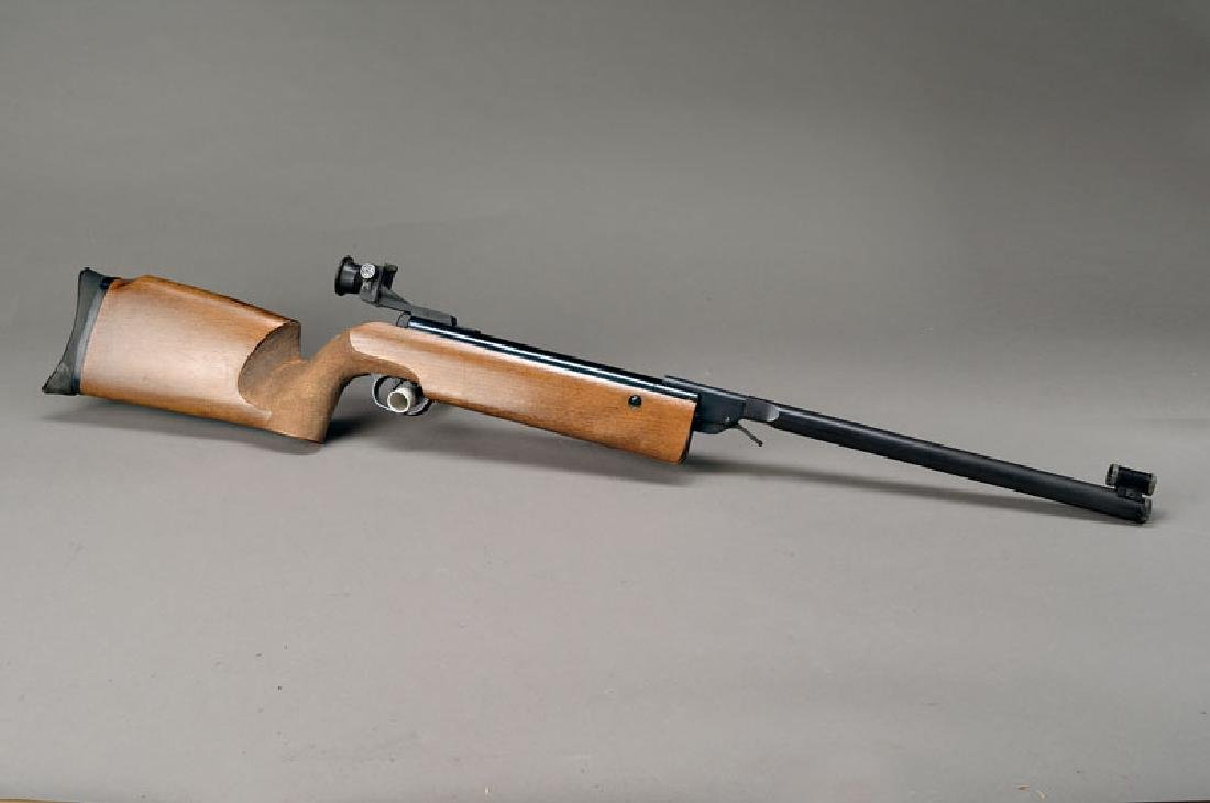 air rifle, Walther LGV 4.5mm