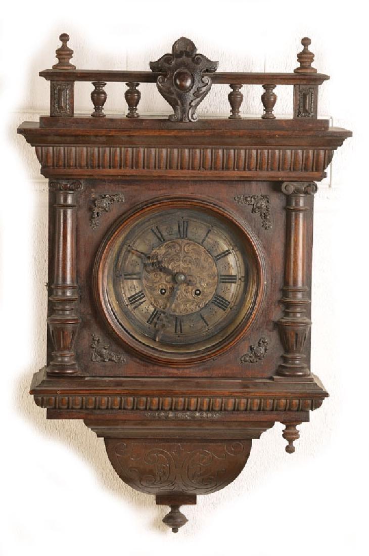 wall clock, France