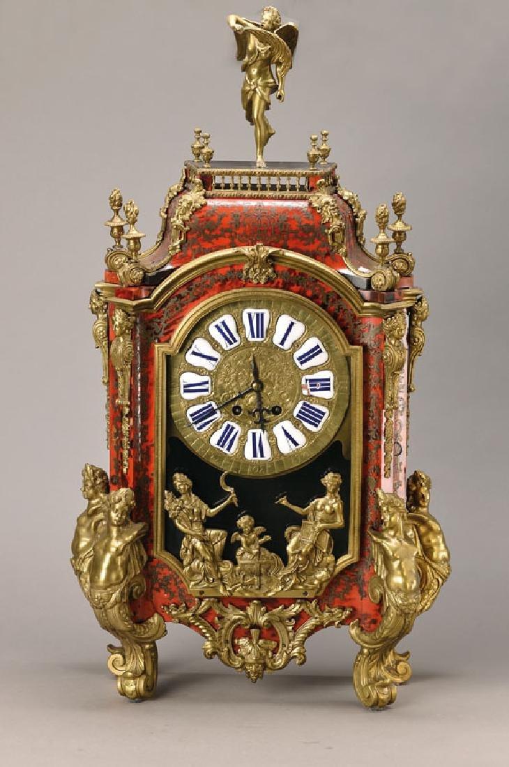 Large pomp Pendulum