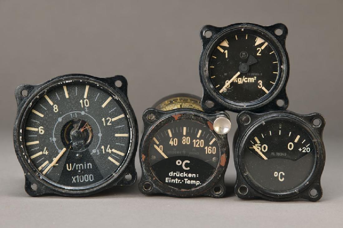 4 parts of Aircraft equipment