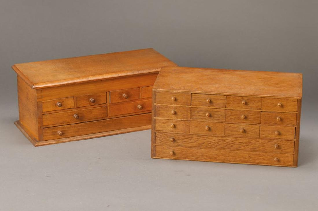 2 small work chests