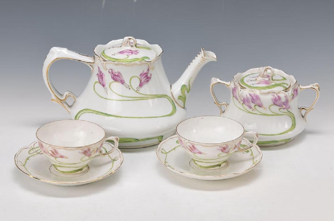 tea set, Rosenthal