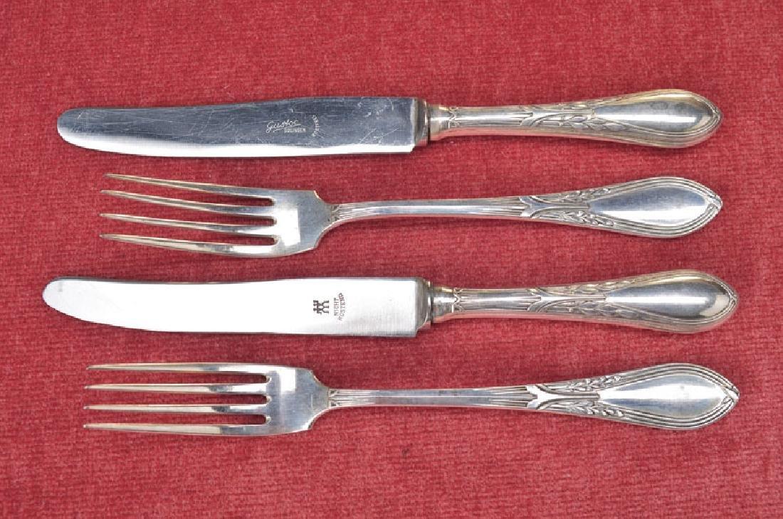cutlery, Art Nouveau