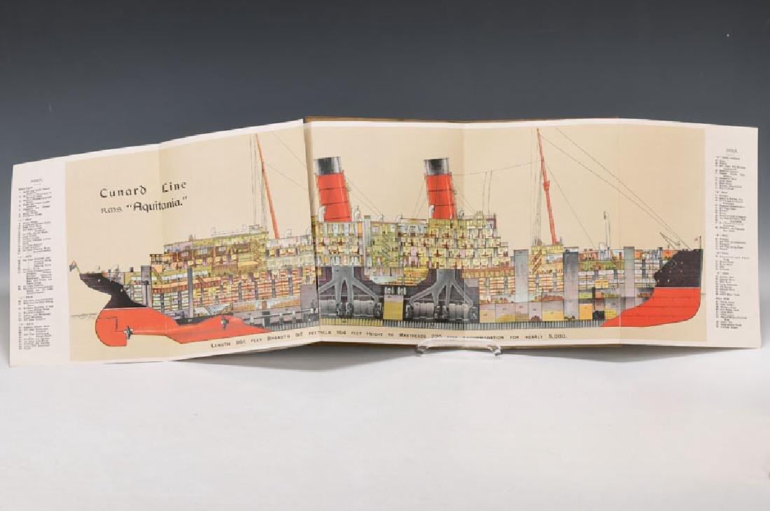 ship leaflet
