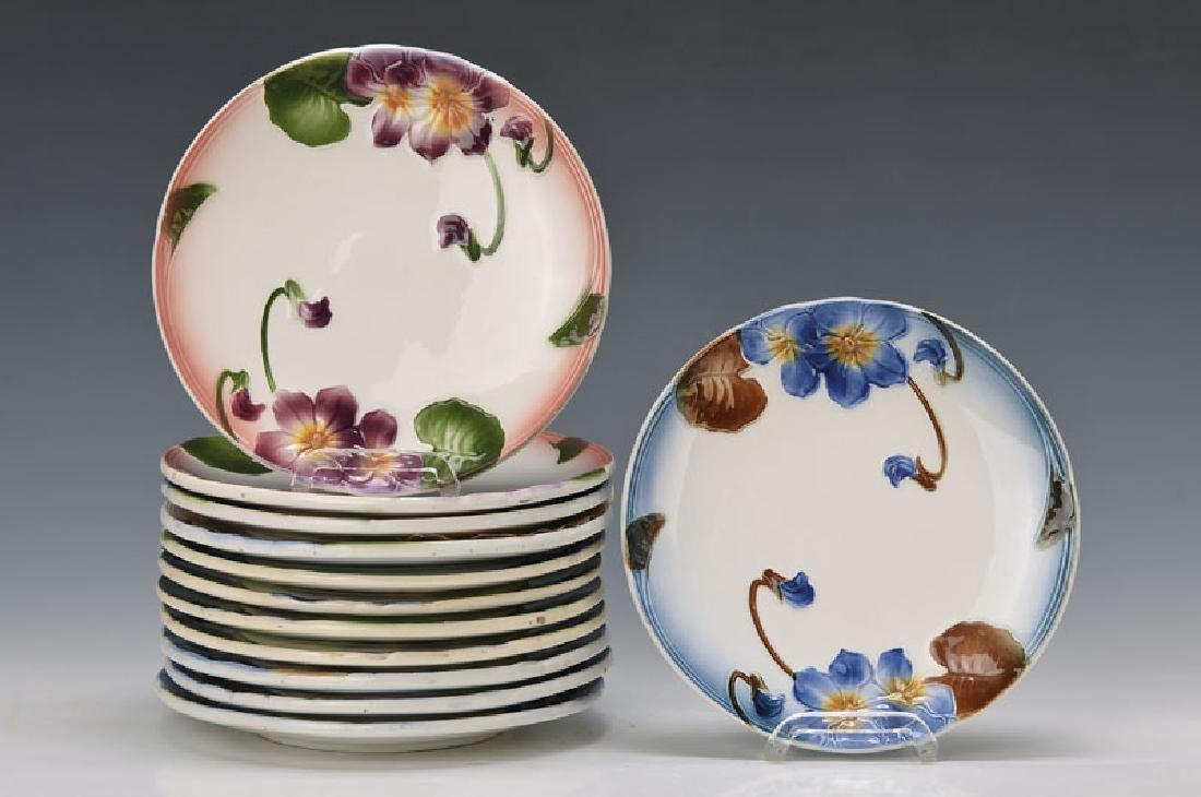 12 plates, Grünstadt