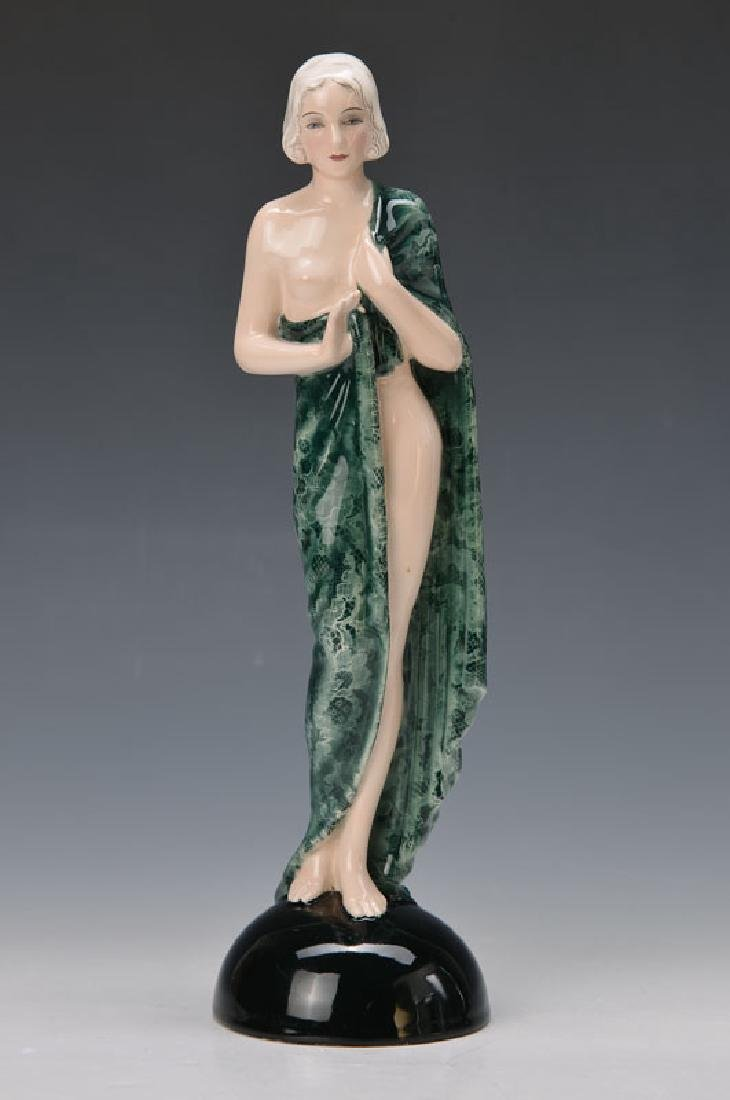 figurine, Goldscheider