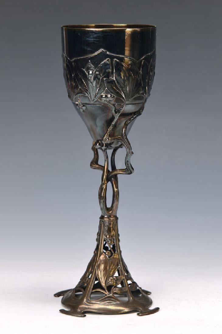 Art Nouveau-goblet, WMF