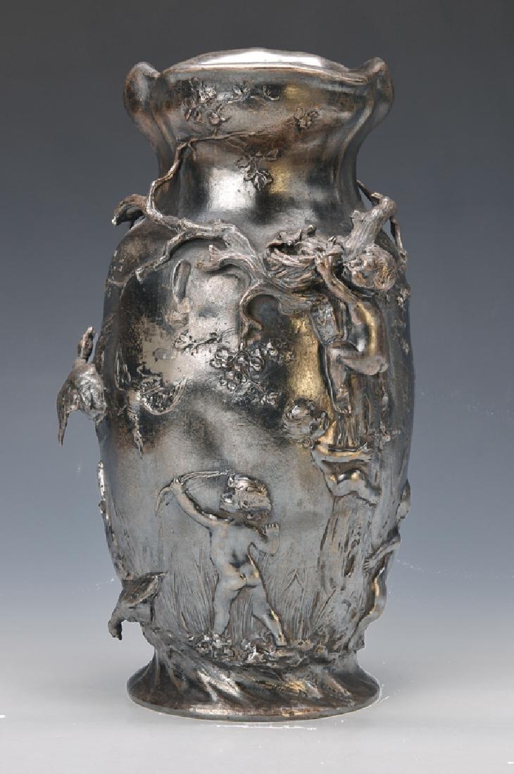 vase, France, around 1900