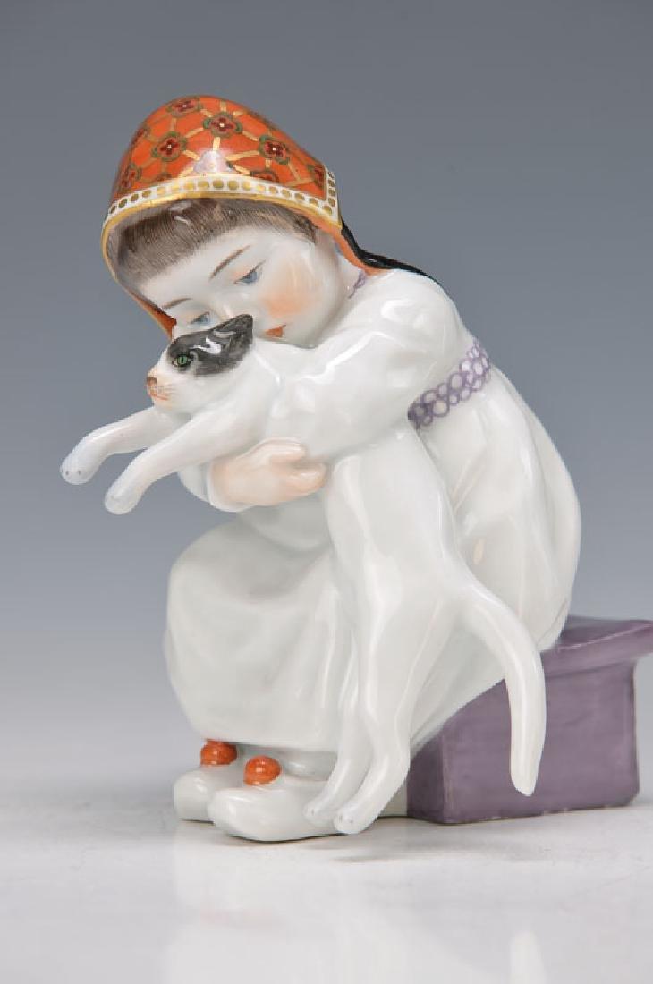 figurine, 'Hentschel child'