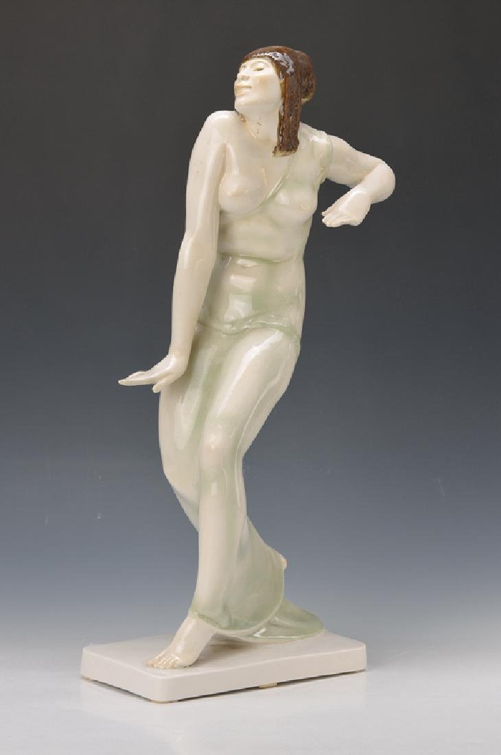 figurine, designed by Friedrich Heuler