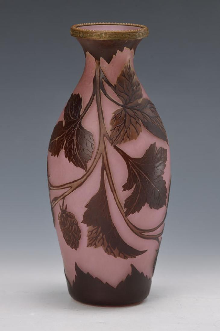 vase, signed Richard (Lötz)