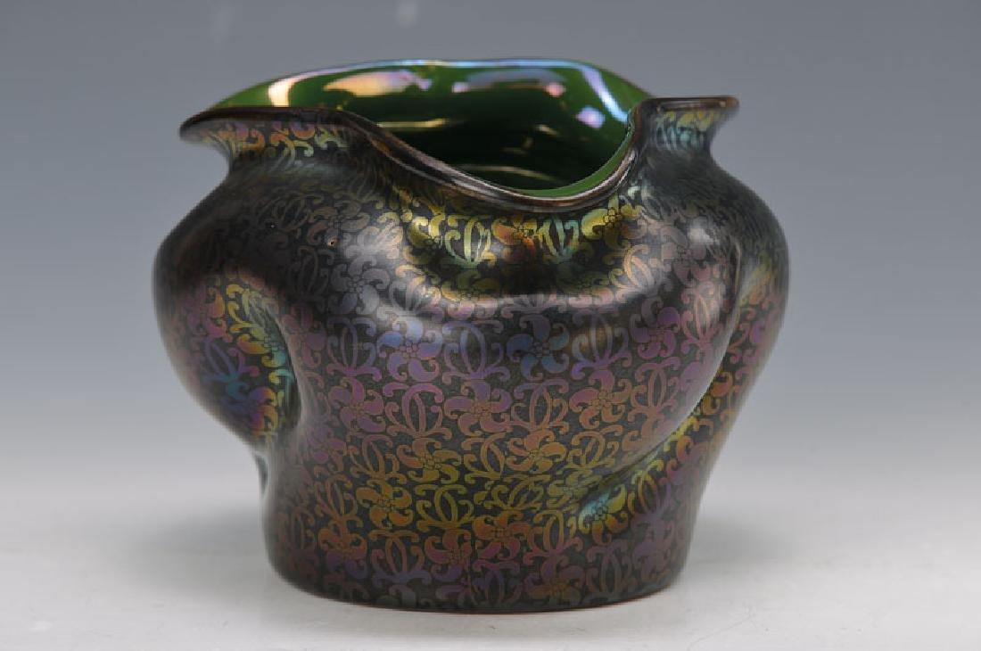 vase, probably Bawo & Dotter