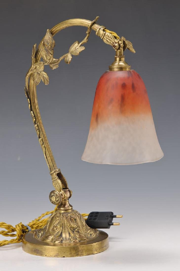 Table lamp, France