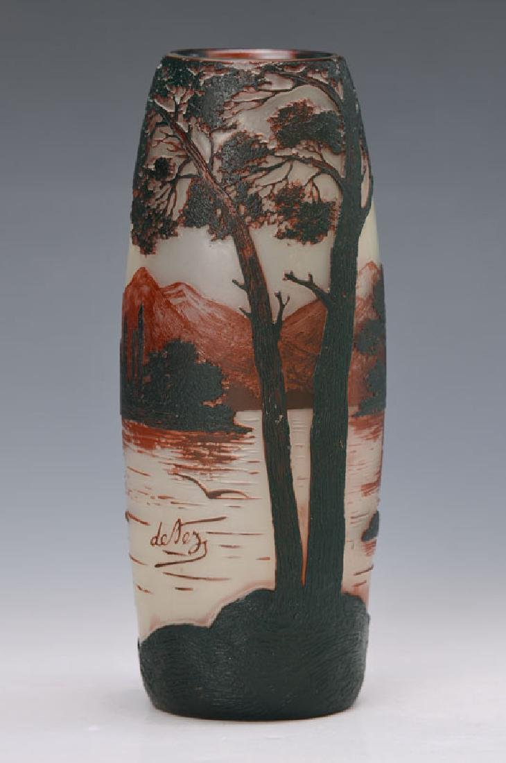 vase, de Vez, around 1910