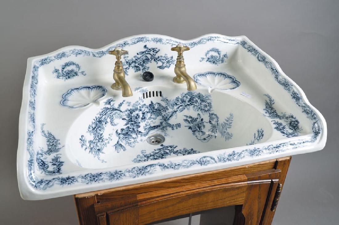 Antique Sink, France