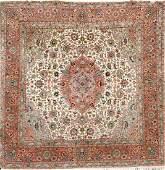 Tabriz 'Square-Rug' (50 RAJ),