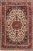 Fine Isfahan 'Loghmani' Rug (Signed),
